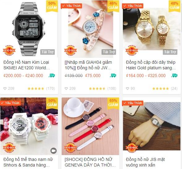 Mua đồng hồ giá rẻ - chất lượng ở đâu?