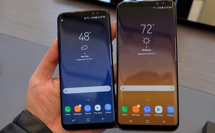 Những tính năng nổi bật của Galaxy S8 và S8 Plus