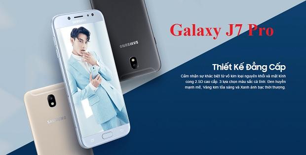 4 lý dó bạn nên mua Galaxy J7 Pro
