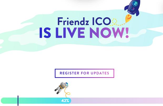 Friendz ICO