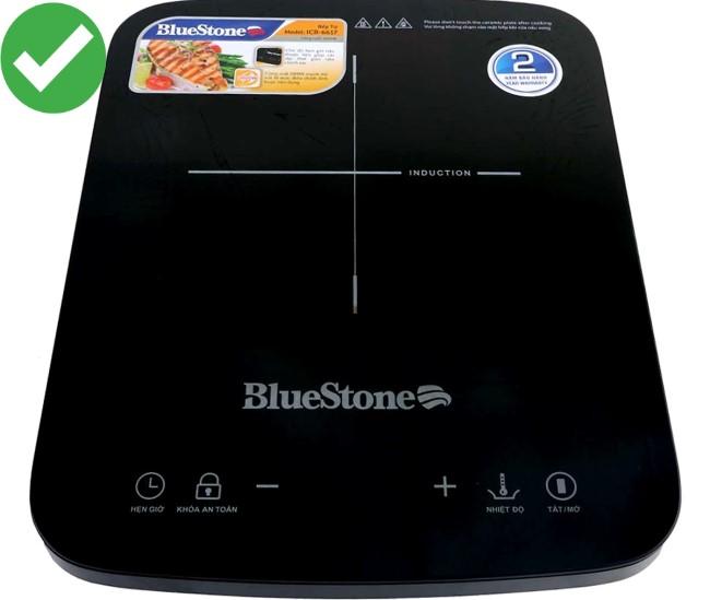 Bếp Điện Từ Bluestone ICB-6617 (1800W)
