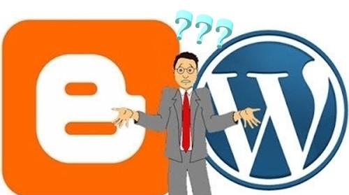 Wordpress và Blogspot - Chọn cái nào để kiếm tiền?