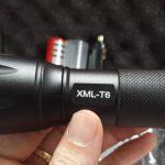 Đèn pin Police XML-T6 MỚI siêu sáng
