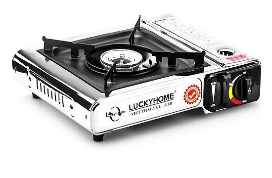 Bếp gas du lịch LuckyHome MN-002K