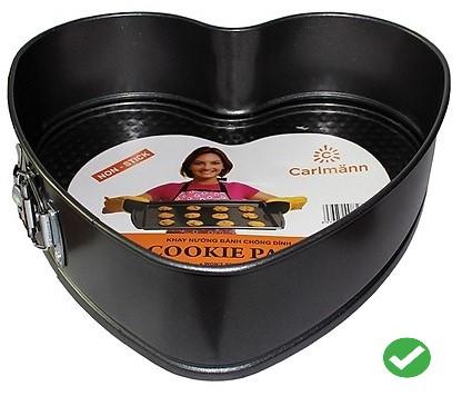 Khay Nướng Bánh Chống Dính Carlmann CM008235