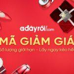Adayroi giảm giá 20 – 80% các mặt hàng