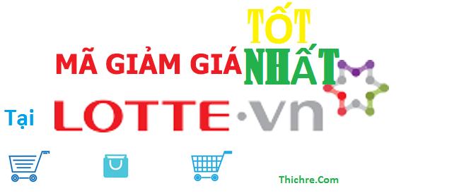 Mã giảm giá Lotte.vn Hot nhất