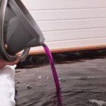 Cách dùng thuốc tím cho cá Koi
